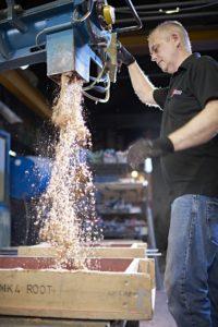 Sand Casting UK Foundry