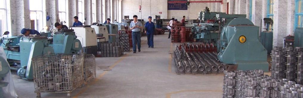 Chinese Machine-shop