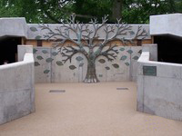 Architectural Castings: Kew-5-Bronze-Tree