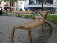 Architectural Castings: Leicester-square-seating-1