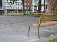 Architectural Castings: Leicester-square-seating-3