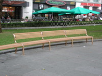 Architectural Castings: Leicester-square-seating-4