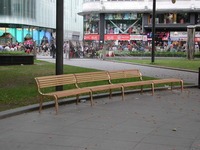 Architectural Castings: Leicester-square-seating-5