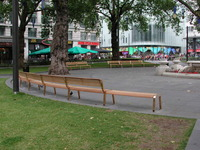 Architectural Castings: Leicester-square-seating-6