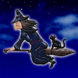 witch-blue
