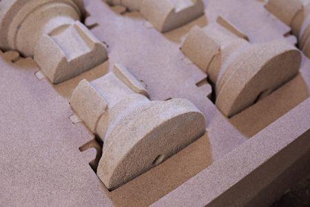 sand casting, at NovaCast's Melksham Foundry UK