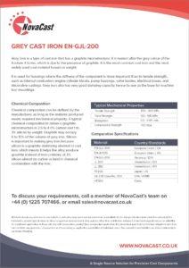 Cast Iron EN-GJL-200