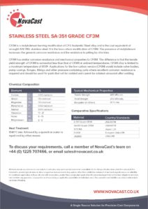 Stainless Steel CF3M