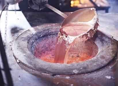 Preparing Aluminium for Gravity Die Casting