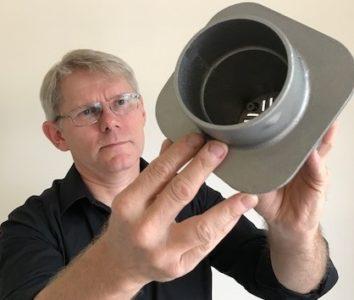 Gravity Die Cast Component Inspection